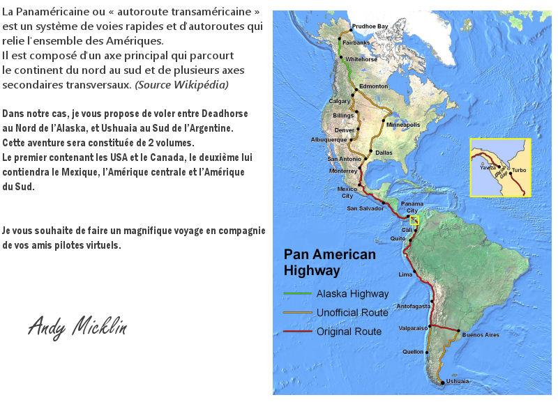 La Route Panaméricaine vue du ciel Bannie12