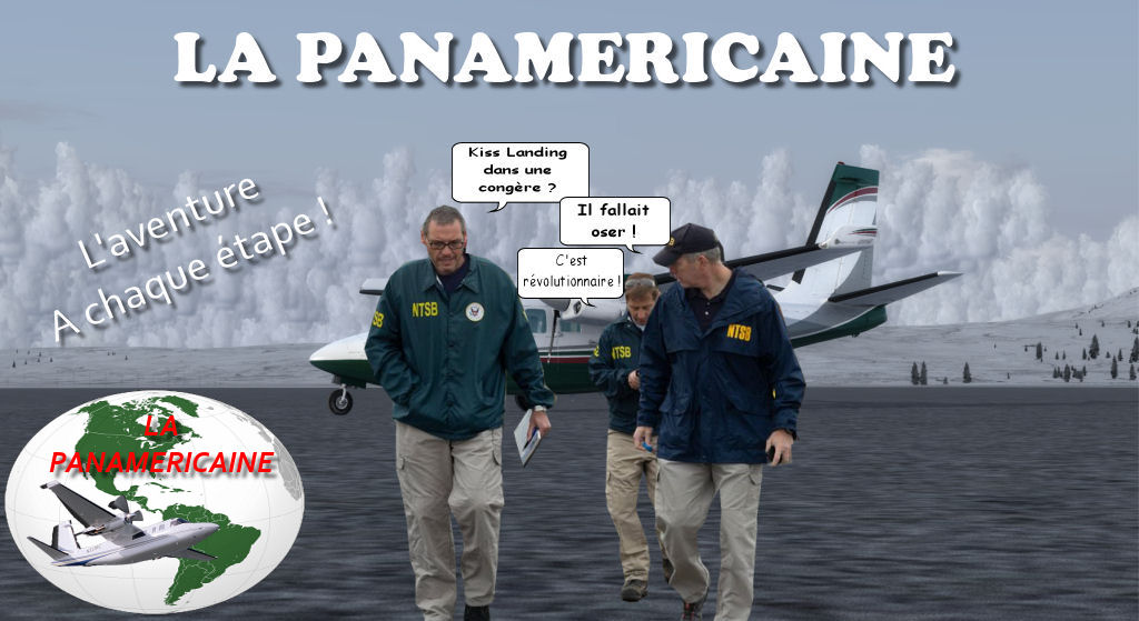 La Route Panaméricaine - Etape N°1 - PASC-PAGB Crash110