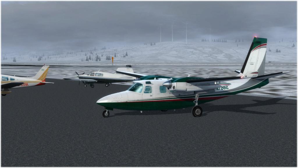 Cpt Rendu Mission 2 PAUN-PFKU FSX-France Alaska compagnie 2 Eol10