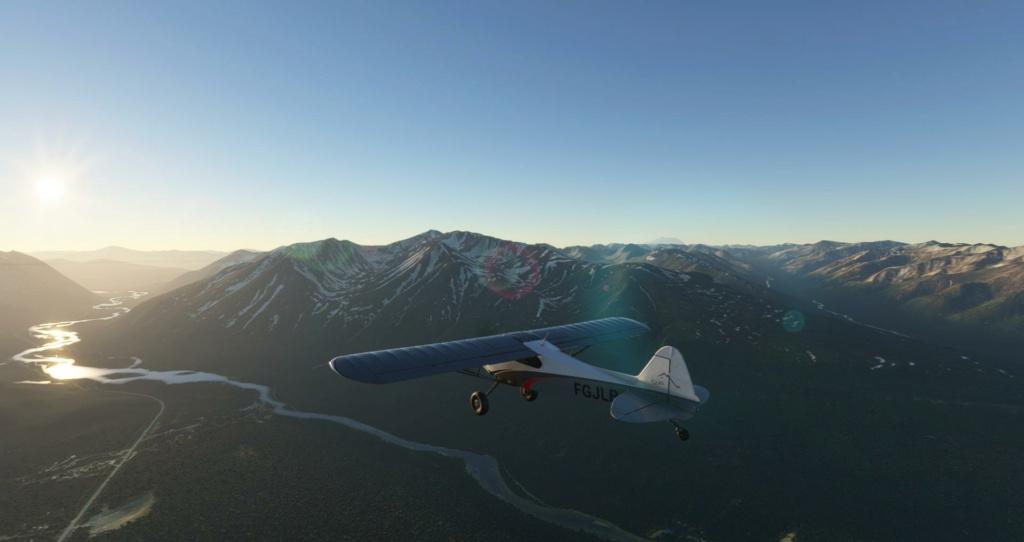 Vous avez posté dans ce sujet.La Route Panaméricaine vue du ciel - Etape 6  Flight11