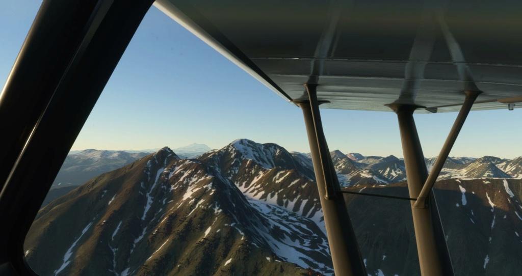 Vous avez posté dans ce sujet.La Route Panaméricaine vue du ciel - Etape 6  Flight12