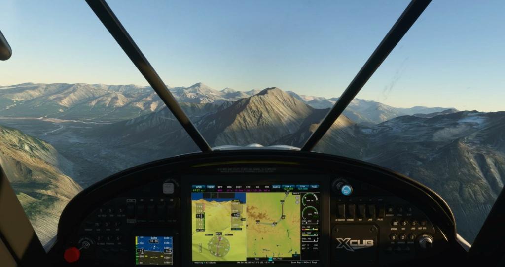 Vous avez posté dans ce sujet.La Route Panaméricaine vue du ciel - Etape 6  Flight14
