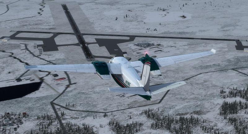 Cpt Rendu Mission 3 PAUN-PAIW FSX-France Alaska compagnie 2   Piste10