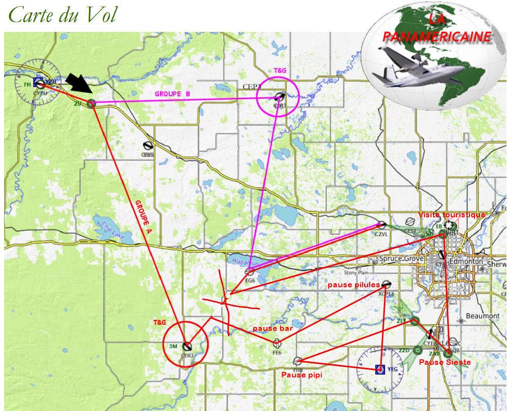 La Route Panaméricaine vue du ciel - Etape 19 Plan10
