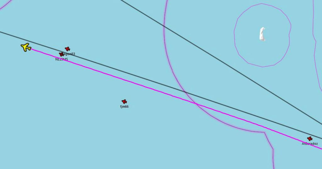 Cpt Rendu Mission 3 PAUN-PAIW FSX-France Alaska compagnie 2   Plang10