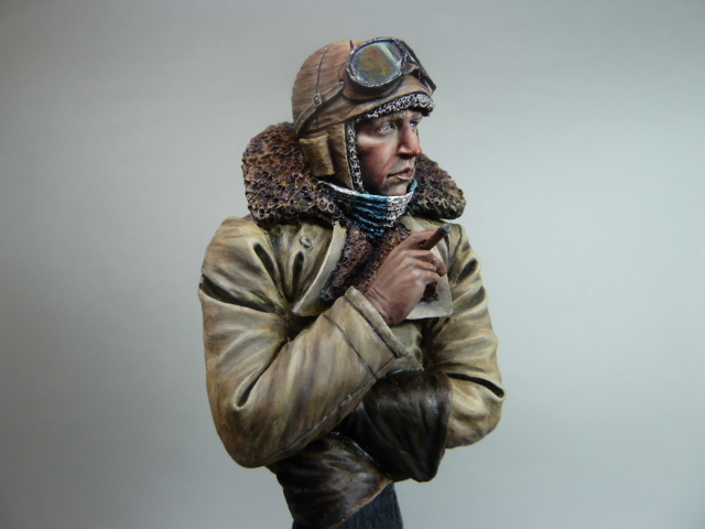 Pilote de chasse français , 1914/18 .Suite 3 P1090519
