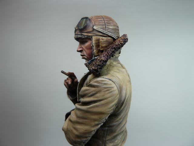 Pilote de chasse français , 1914/18 .Suite 3 P1090521