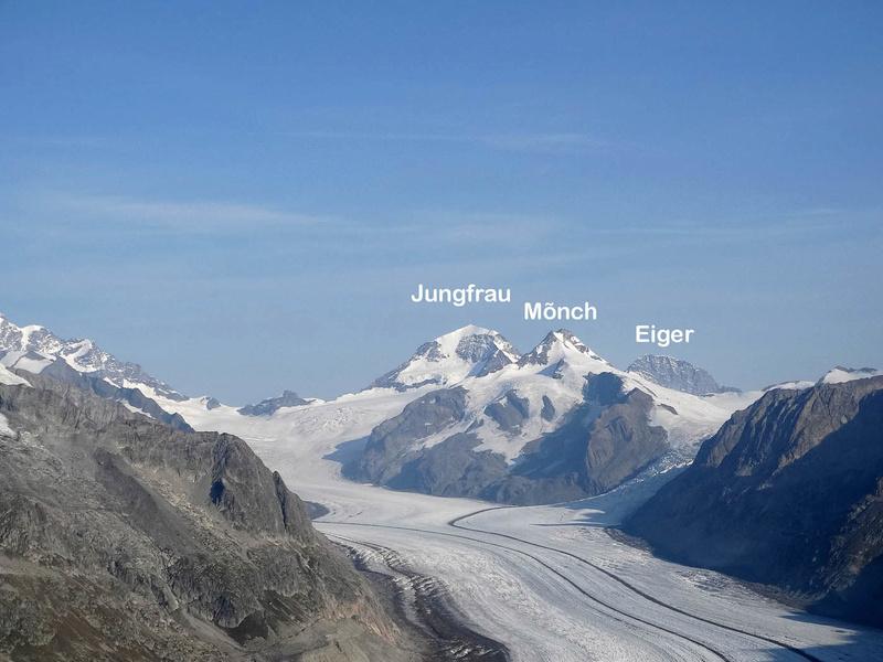 Glacier d'Aletsch en Suisse (vu depuis Fiesch) Dsc02310