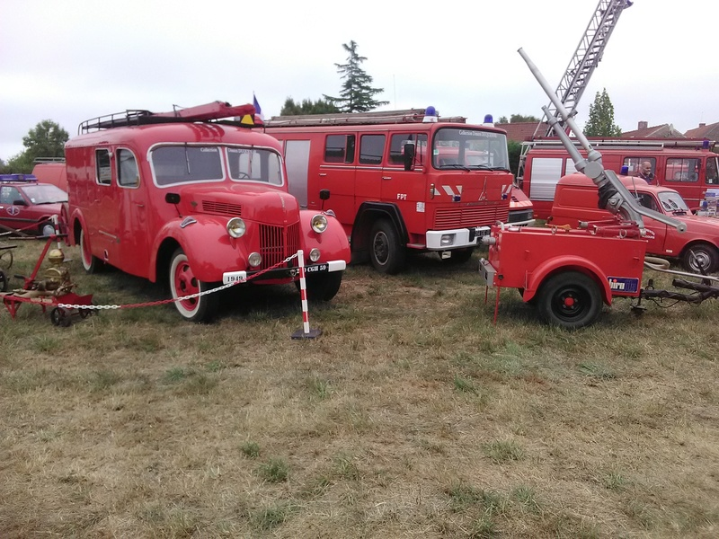 59 - SEC BOIS ....exposition Autos/motos/Camions/Tracteurs.... 00414