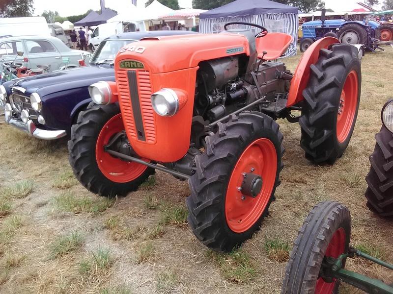 59 - SEC BOIS ....exposition Autos/motos/Camions/Tracteurs.... 04311