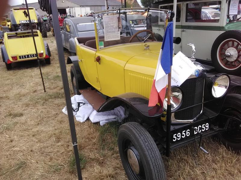 59 - SEC BOIS ....exposition Autos/motos/Camions/Tracteurs.... 05010