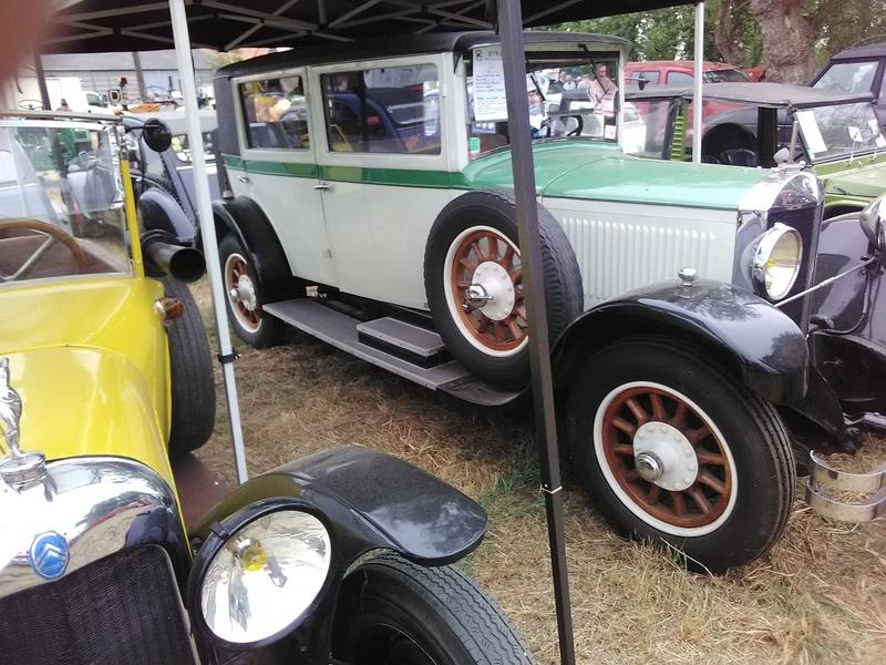 59 - SEC BOIS ....exposition Autos/motos/Camions/Tracteurs.... 05110