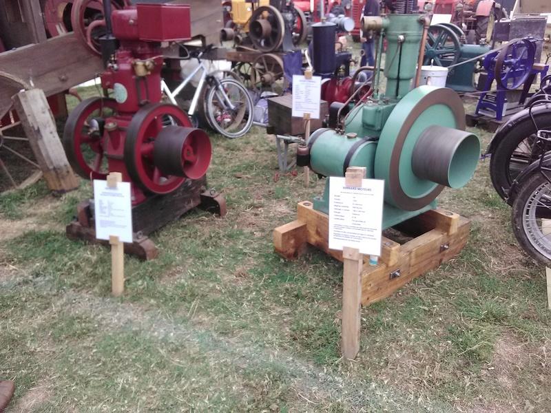 59 - SEC BOIS ....exposition Autos/motos/Camions/Tracteurs.... 14710