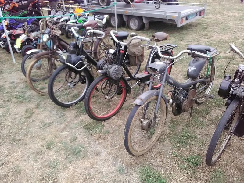 59 - SEC BOIS ....exposition Autos/motos/Camions/Tracteurs.... 15410
