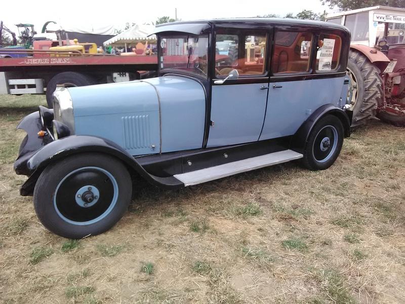 59 - SEC BOIS ....exposition Autos/motos/Camions/Tracteurs.... 16910