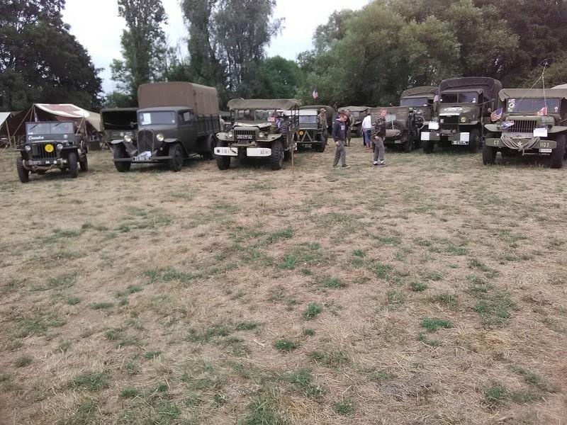 59 - SEC BOIS ....exposition Autos/motos/Camions/Tracteurs.... 17810