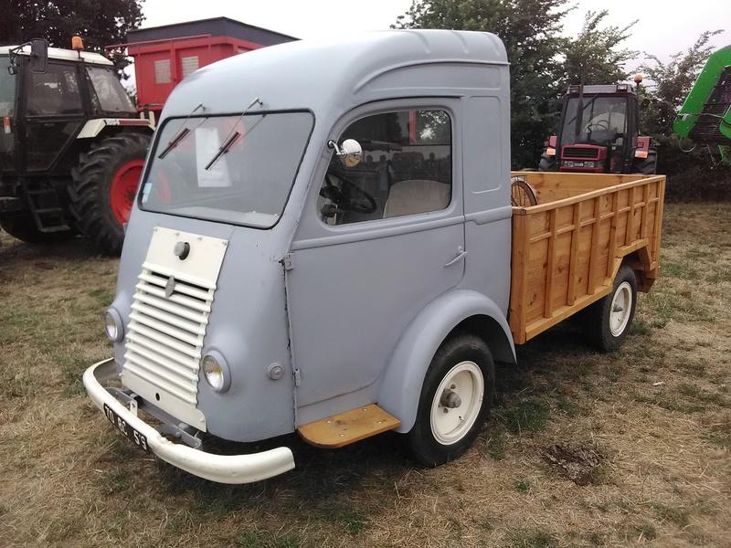 59 - SEC BOIS ....exposition Autos/motos/Camions/Tracteurs.... 18210