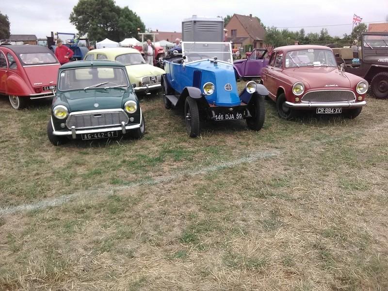 59 - SEC BOIS ....exposition Autos/motos/Camions/Tracteurs.... 18610