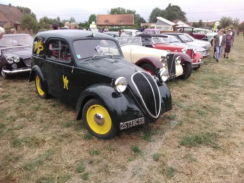 59 - SEC BOIS ....exposition Autos/motos/Camions/Tracteurs.... 18710