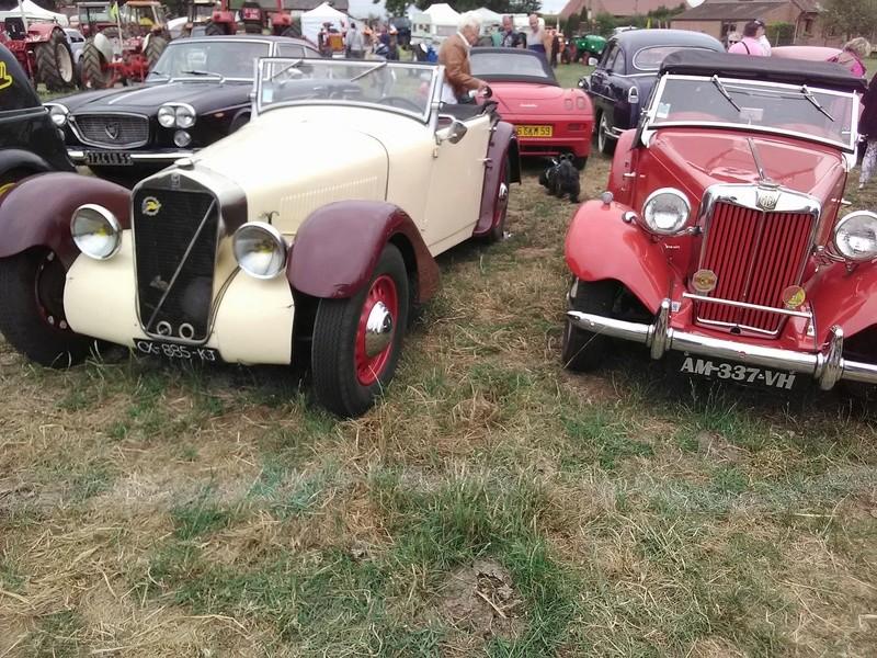 59 - SEC BOIS ....exposition Autos/motos/Camions/Tracteurs.... 18910