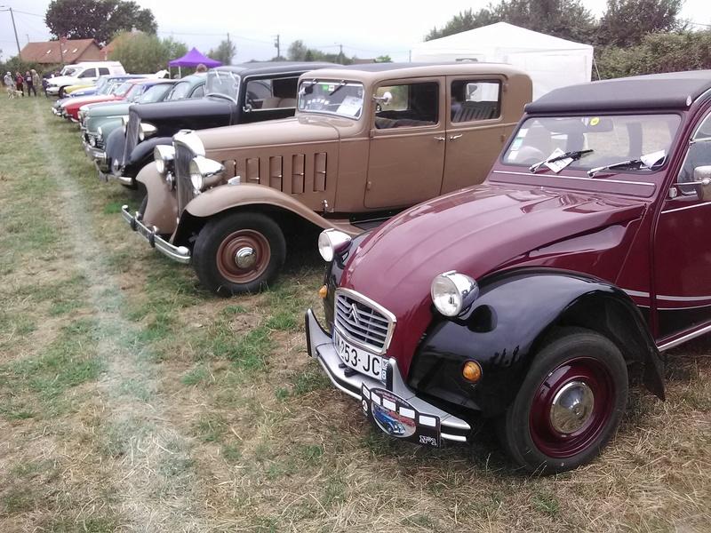 59 - SEC BOIS ....exposition Autos/motos/Camions/Tracteurs.... 19010