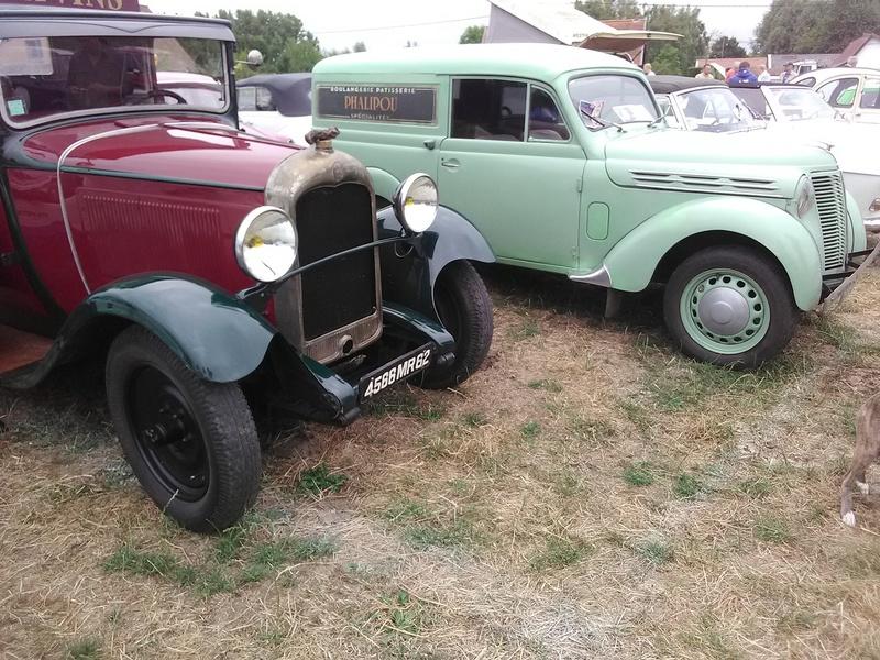 59 - SEC BOIS ....exposition Autos/motos/Camions/Tracteurs.... 19110