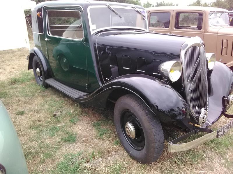 59 - SEC BOIS ....exposition Autos/motos/Camions/Tracteurs.... 19210