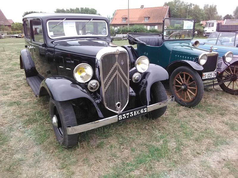 59 - SEC BOIS ....exposition Autos/motos/Camions/Tracteurs.... 19510