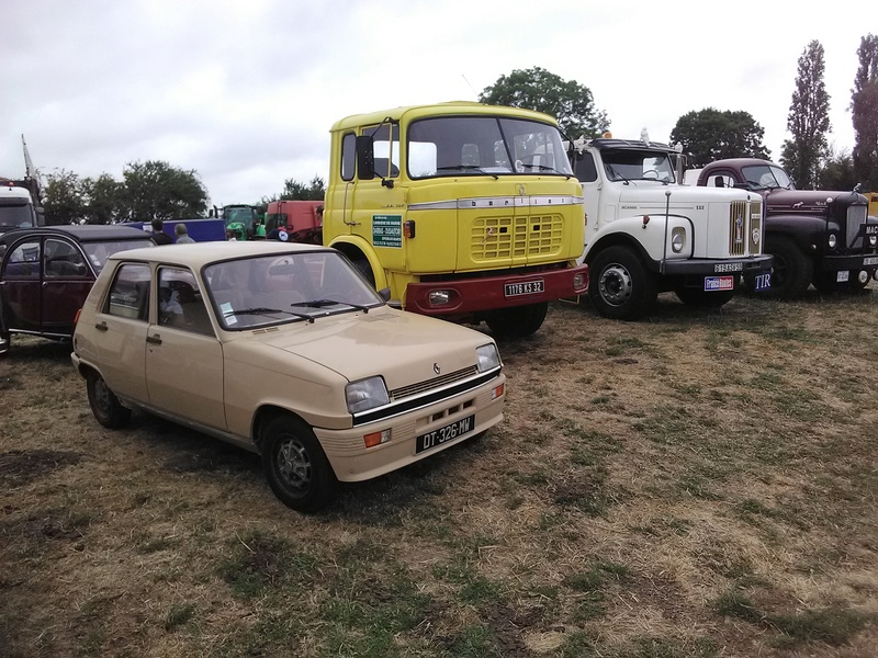 59 - SEC BOIS ....exposition Autos/motos/Camions/Tracteurs.... 21910