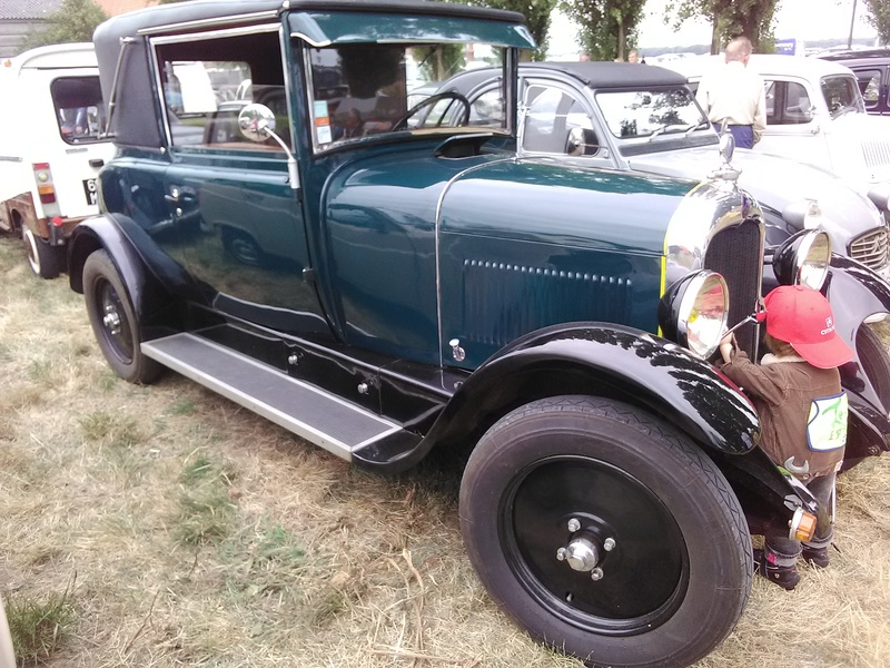 59 - SEC BOIS ....exposition Autos/motos/Camions/Tracteurs.... 23510