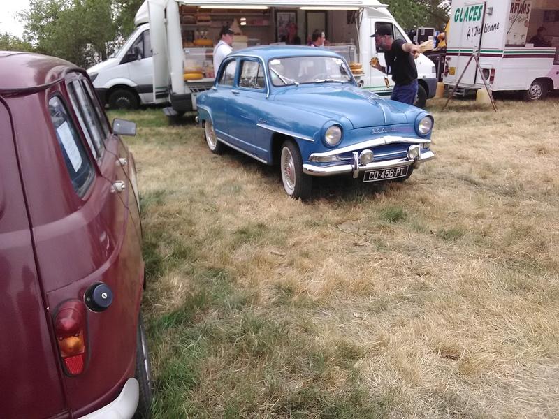 59 - SEC BOIS ....exposition Autos/motos/Camions/Tracteurs.... 23710