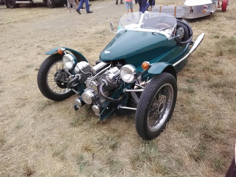 59 - SEC BOIS ....exposition Autos/motos/Camions/Tracteurs.... 23910