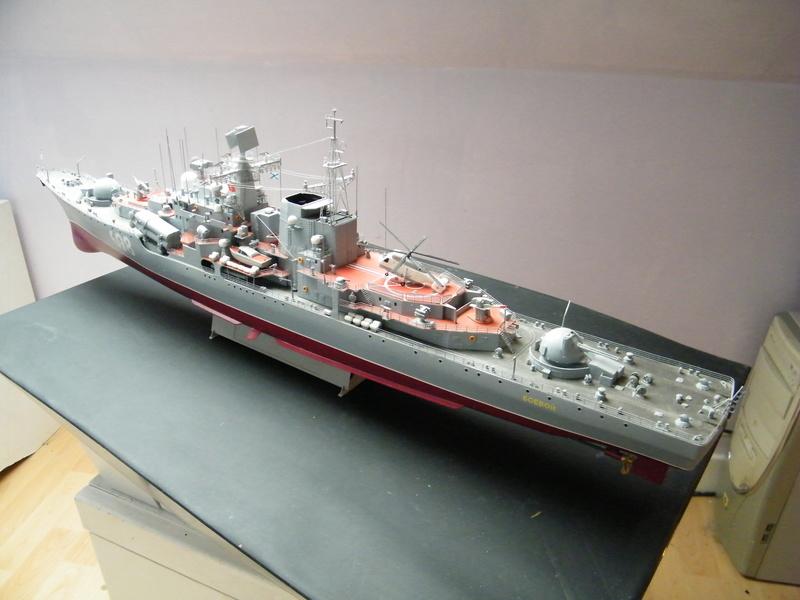 Destroyer SOVREMENNY Type 956E au 1/200 2017_055