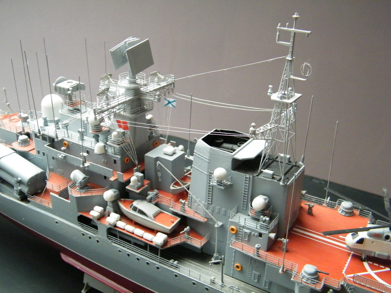Destroyer SOVREMENNY Type 956E au 1/200 2017_056