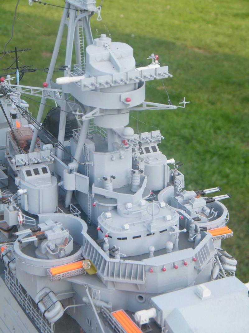Croiseur Georges LEYGUES au 1/100 sur plan Dscf0514