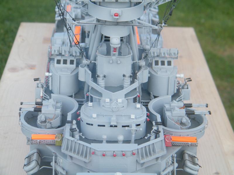 Croiseur Georges LEYGUES au 1/100 sur plan Dscf0617