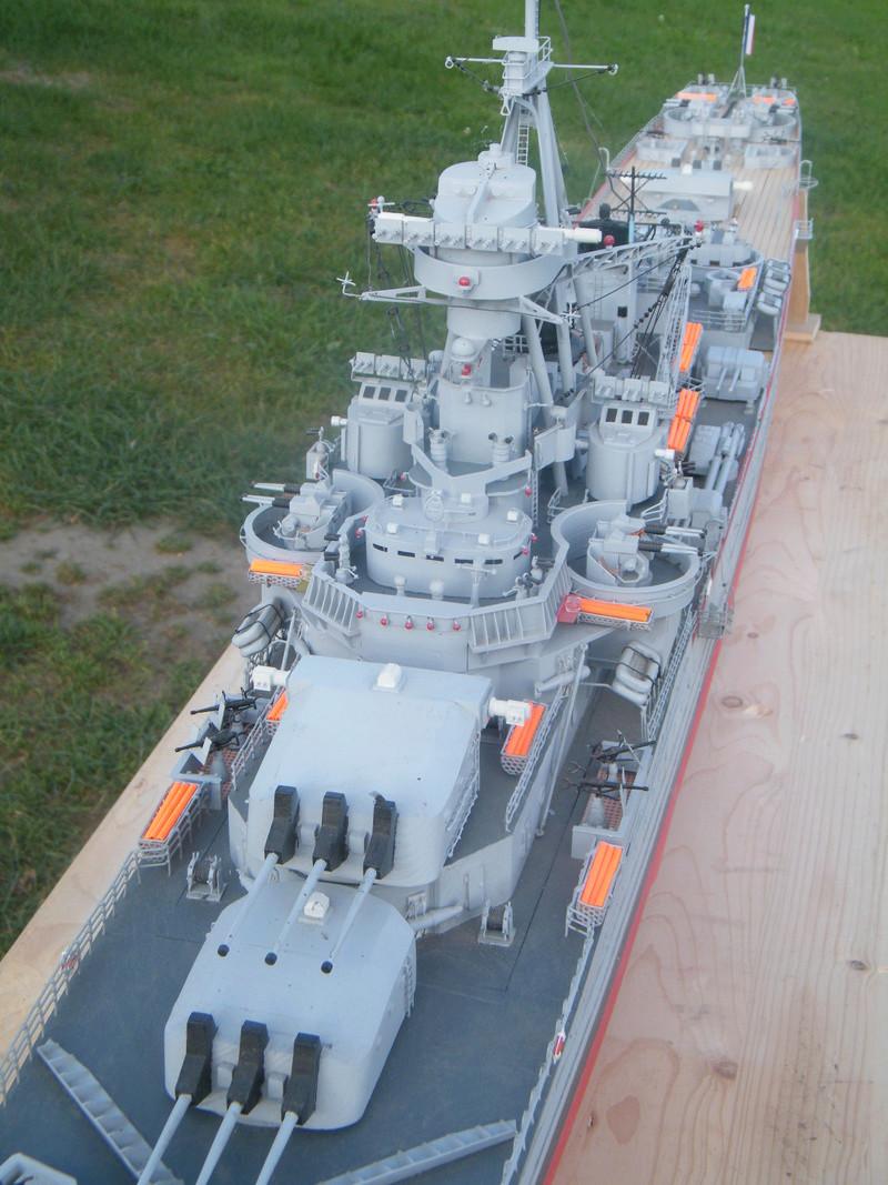 Croiseur Georges LEYGUES au 1/100 sur plan Dscf0626