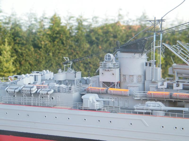Croiseur Georges LEYGUES au 1/100 sur plan Dscf0631
