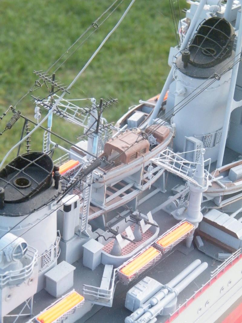 Croiseur Georges LEYGUES au 1/100 sur plan Dscf0632