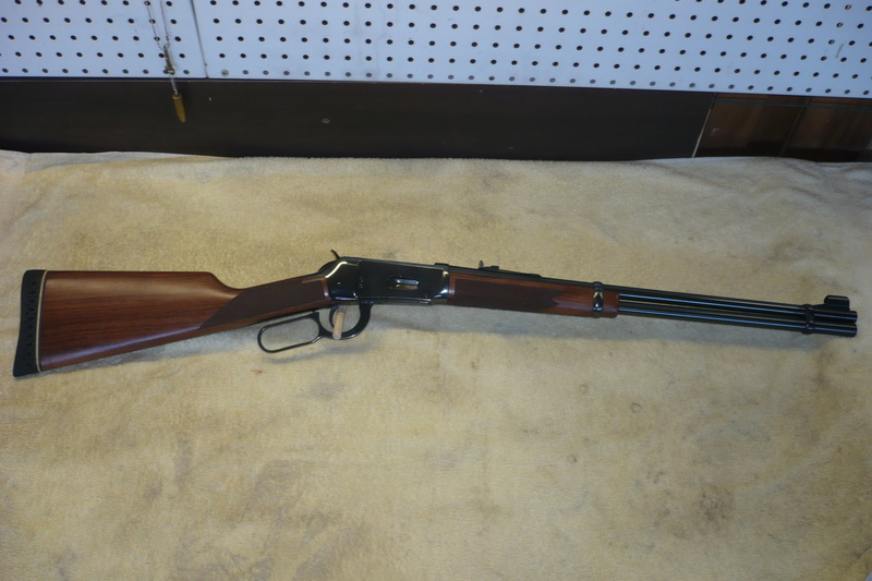 WINCHESTER BIG BORE 94 .375 WIN P1020011