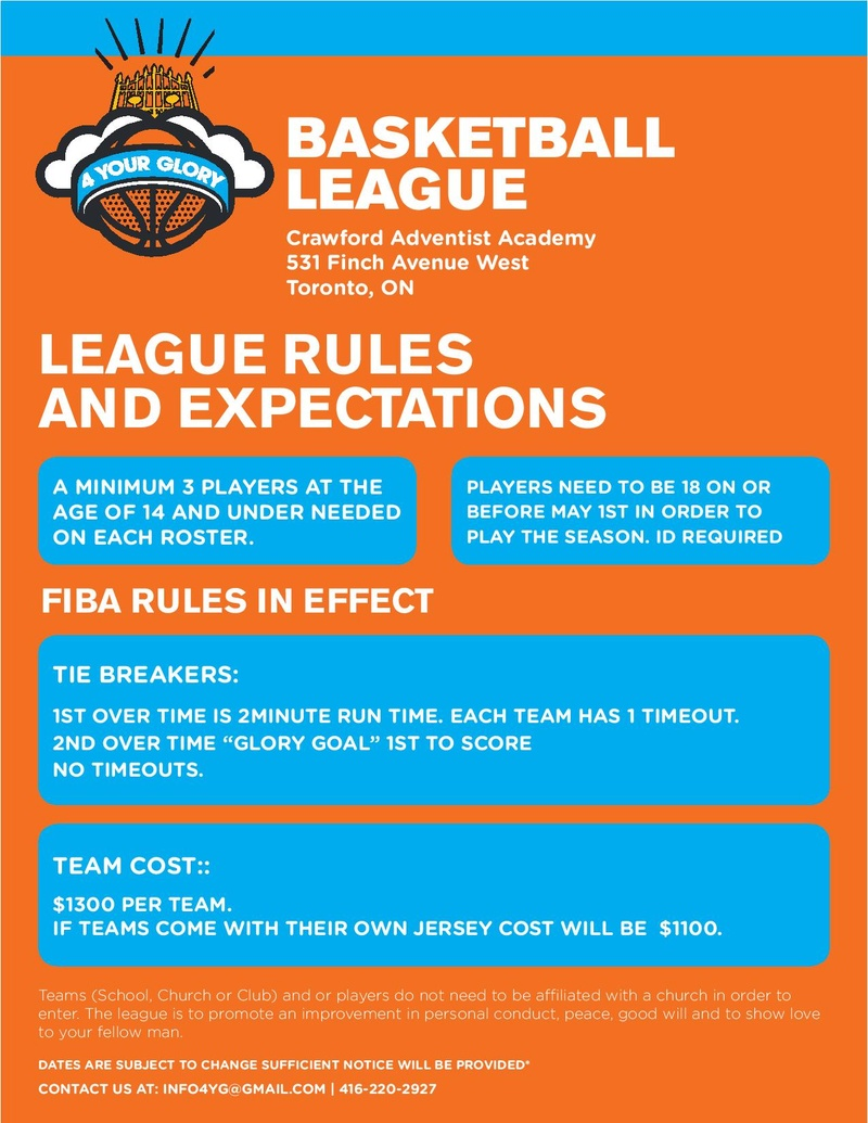 For Your Glory Youth Basketball league 4yg_fl12