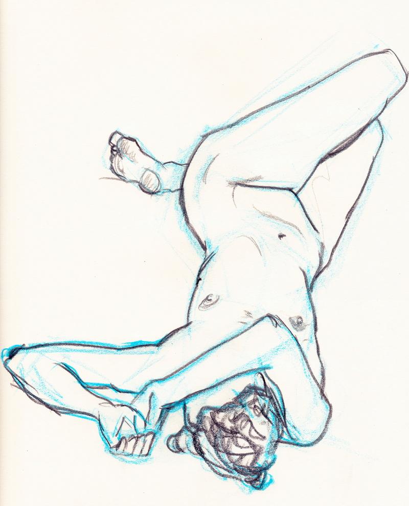 [nudité] croquis/études/sketchbook lolochewie - Page 2 Nus_1919