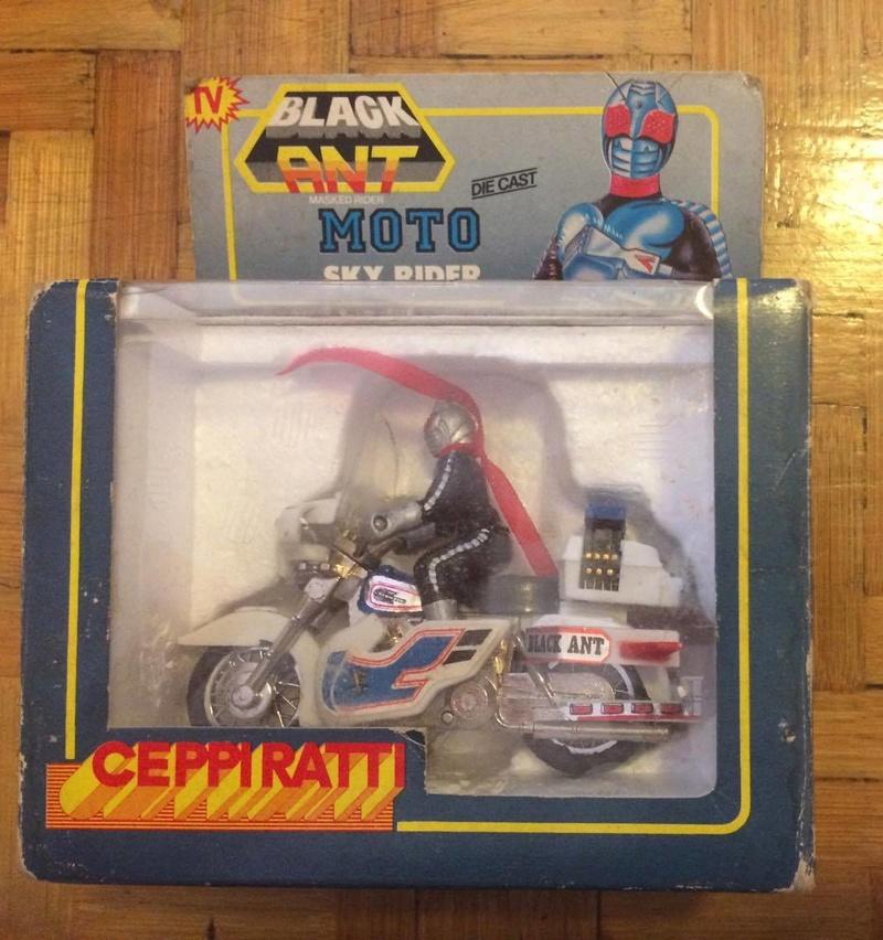 Black Ant Sky Rider Ceppiratti 21616910