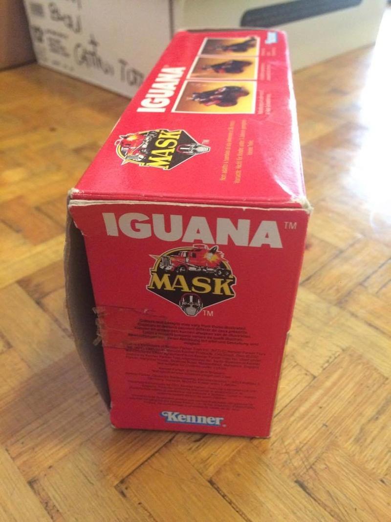 Mask - Iguana Kenner 21754910