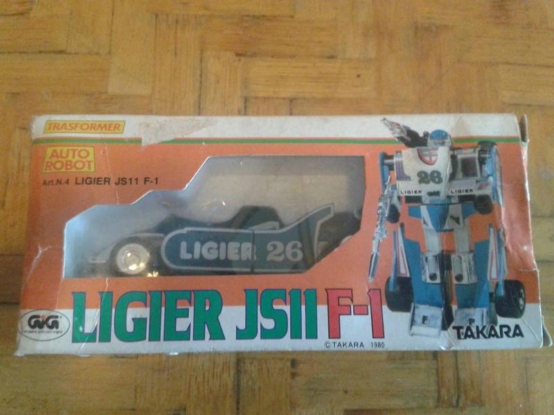 transformers - Transformers Transformer Diaclone G1 Gig 22171911
