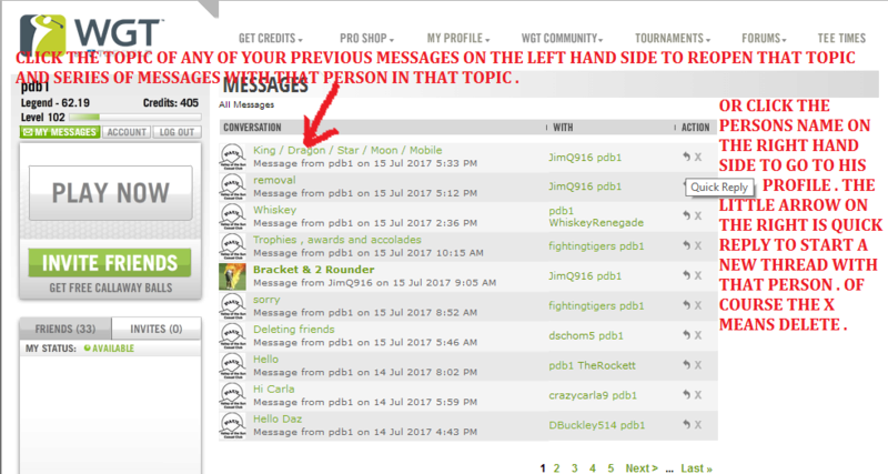 HOW TO PM MESSAGE A FRIEND IN WGT  Messag10