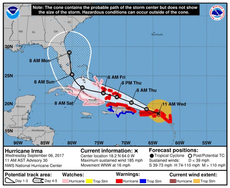 Tracking Hurricane Irma: Part 2 14545310