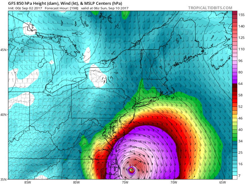 Tracking Hurricane Irma - Page 4 Gfs_ms13