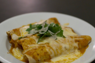 La Comida De Mexico! Enchil10