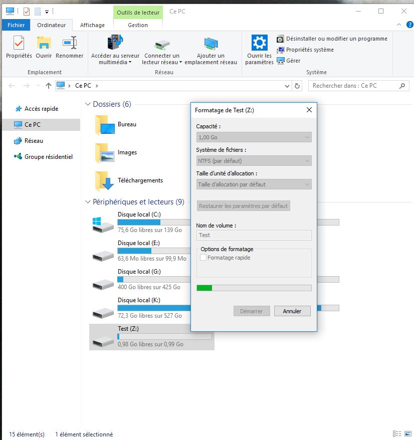 Easeus Data Recovery Wizard : récupérer des fichiers effacés Image310